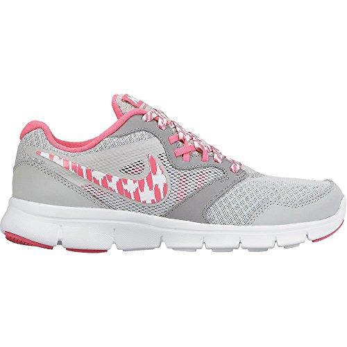 Schuhe Mädchen Größe Kinder Nike 3 (Nike NIKE FLEX EXPERIENCE 3 (GS) 653698 004 Mädchen Schnürhalbschuh sportlicher Boden, Größe 38.0)