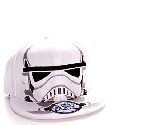 Star Wars - Baseball Cap Kappe - Stormtrooper (Weiss)