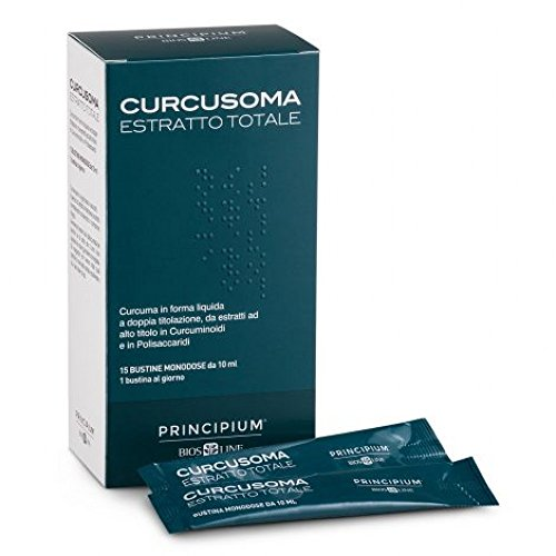 Principium: Curcusoma Estratto Totale 30 bst x 10 ml