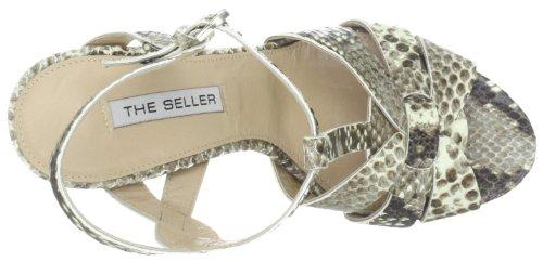 The Seller Anabel S515, Sandales femme Noir-TR-K2-6