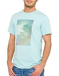Tee-shirt Barcino - Bleu