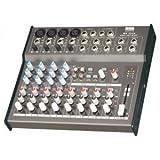 Definitive Audio MX 1044 Console de Mixage Noir