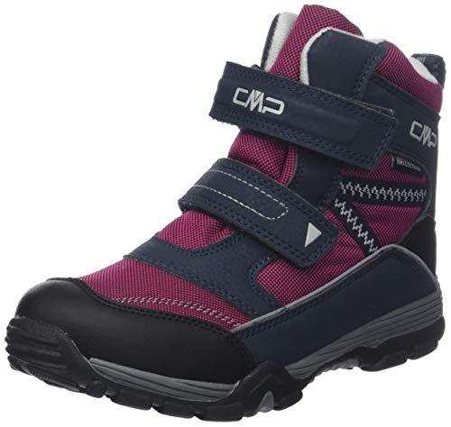 CMP Unisex-Kinder Pyry Bootsportschuhe, Pink (Strawberry B833), 37 EU (Schnee Warme Stiefel)