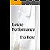 Letzte Performance (Carlotta v. Sachs 3)