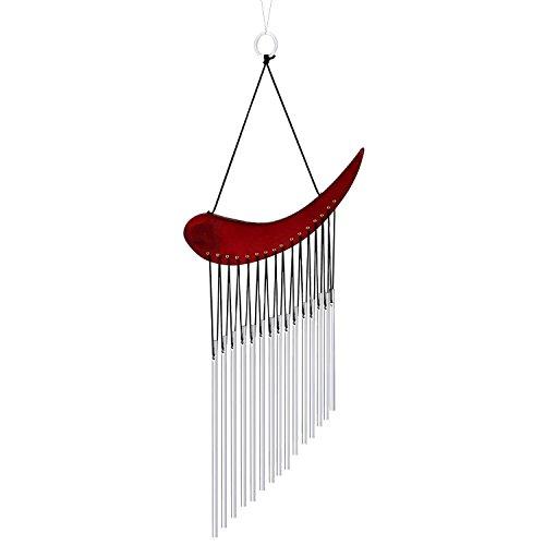 SOLEDI Wind Chimes Viento Juego de Sonido Jugar 15 Tubos Melody Regalo...