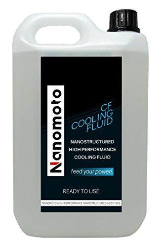 nanomoto CF Cooling Fluid–Flüssigkeit Kältemittel nanotechnologische 2L