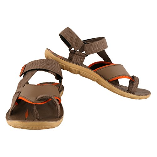 d1fb3343ee5c 30% OFF on Tempo Men s Mouse Synthetic Leather Floaters Sandals on Amazon