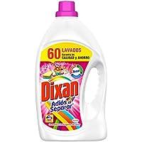 Dixan Detergente Líquido Adiós al Separar - 60 Lavados (3L)