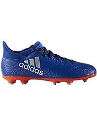 adidas X 16,3 FG Jr – Zapatillas de fútbol para niños, ba8280 croyal