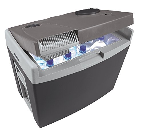 Preisvergleich Produktbild Mobicool G35 AC/DC Trolley-Kühlbox für Auto und Steckdose, 34 L, A++