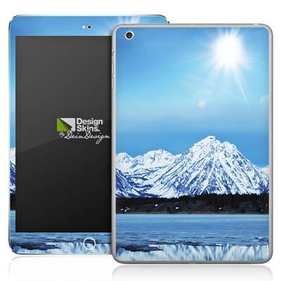 DeinDesign Apple iPad Mini Case Skin Sticker aus Vinyl-Folie Aufkleber Gebirge Schnee Gipfel -