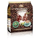 OLD TOWN 3 IN 1 Natural Cane Sugar White Coffee, 19 Ounce by Dragon Mall
