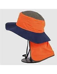 619ed06d8455d Zhou Yunshan Hat Lady Big Hat Summer Sun Protection Protección Solar Puede  Doblar el Sombrero Femenino