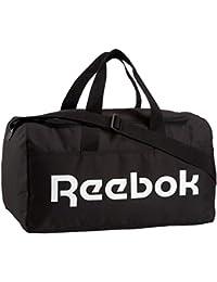 Reebok Act Core S Grip Borsa, Unisex Adulto, Nero, Taglia unica