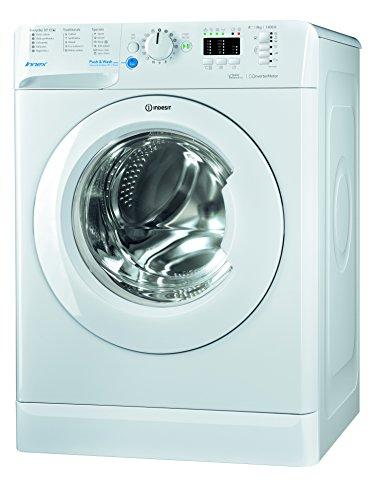 Indesit BWA 81483X W Washing Machine - White