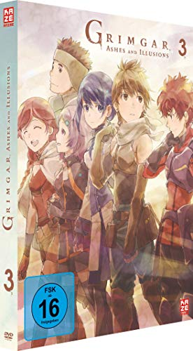 Grimgar Ashes And Illusions Fernsehseriende