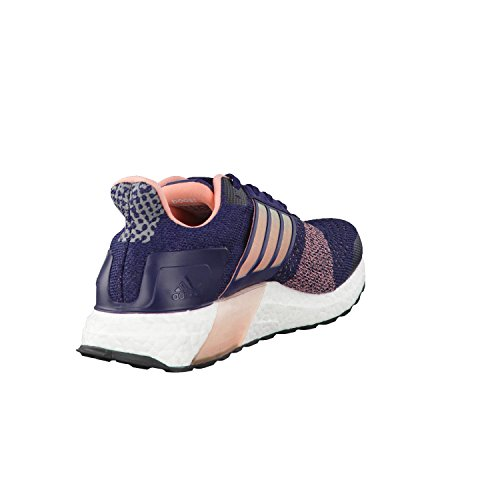 adidas Ultra Boost St W, Chaussures de Running Entrainement Femme Navy blue