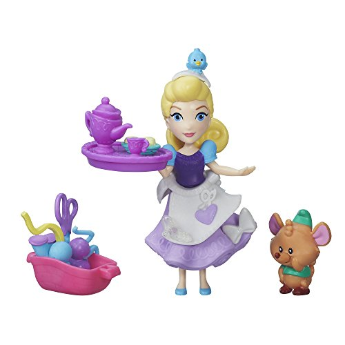 Disney Princess Little Kingdom Cinderella and Gus (Little Mix-outfits)