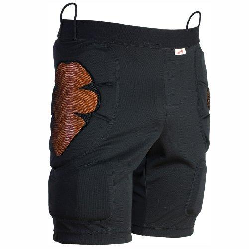 RED Protektoren Short TOTAL IMPACT SHORT, BLACK, XL -