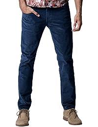 Match 8052 - Pantalón Slim Tapered Pana para Hombre
