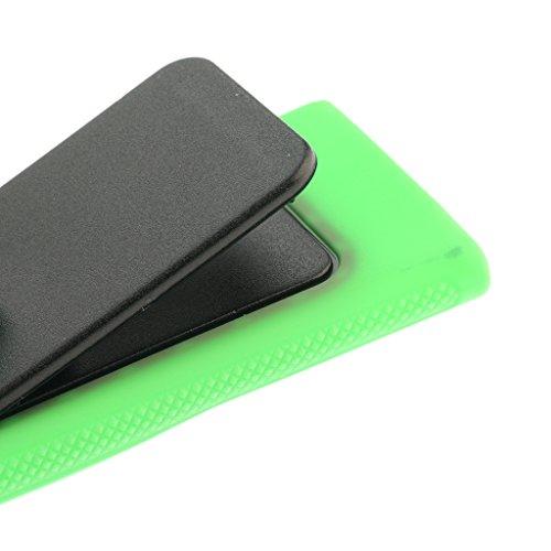kokiya TPU Rubber Skin Hülle Mit Gürtelclip Für Apple IPod Nano 7. Gen 7 7G - Grün Ipod Nano Skin