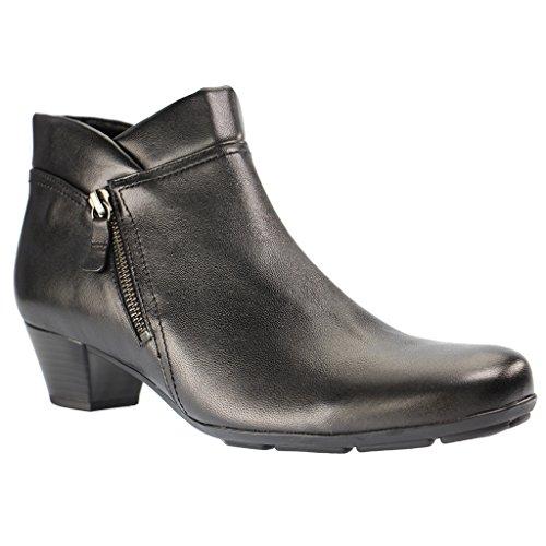Gabor Shoes Gabor Basic, Bottes Femme Noir