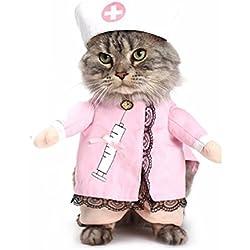 Inception Pro Infinite Disfraz - Disfraz - Enfermera - Doctor - Doctor - Gato (L)