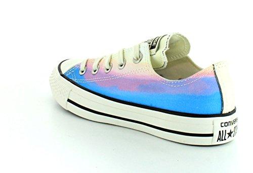 Converse-Scarpa All Star Chuck Taylor Multicolore (Rosa/blu)
