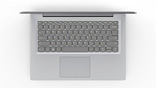 Lenovo IdeaPad 120S 356 cm 140 Zoll HD TN Antiglare slimmer Notebook N3350 enhance primary 4 GB RAM 32 GB eMMC Intel HD Grafik 500 Windows 10 your home grau Notebooks