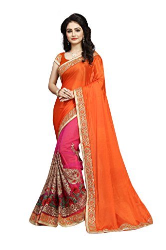 OSCL Saree For Women Party Wear Half Sarees Offer Designer Designer Blouse...