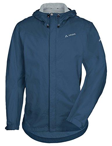 Vaude Herren Lierne Jacket Jacke fjord blue