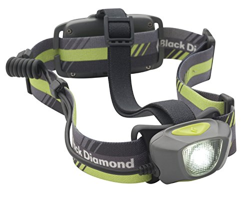 Black Diamond Stirnlampe Sprinter, Titanium, One size, BD620608TITMALL1