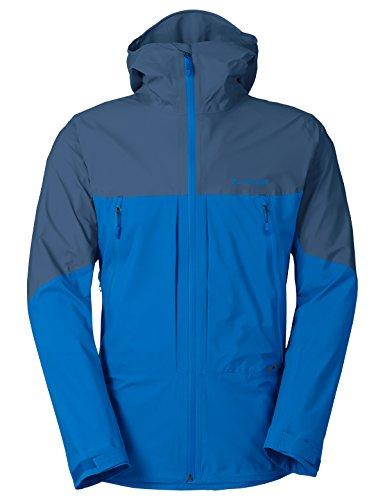 Vaude Herren Croz 3L Jacket II Jacke, Radiate Blue, M -
