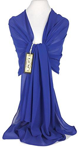 GFM - Pashmina - Femme GSCRTNL - Royal Blue