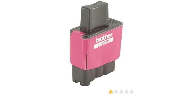 5x Cartucce per Brother LC 900 fax 1940c 2440c