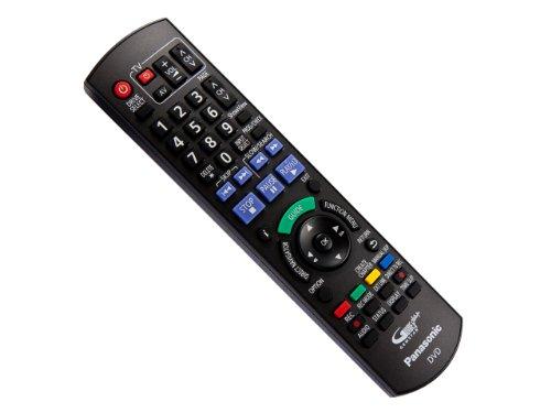 Panasonic N2QAYB000124 Fernbedienung für DMR-EH575 DMR EH575 DVD Recorder - Panasonic Dvd Fernbedienung