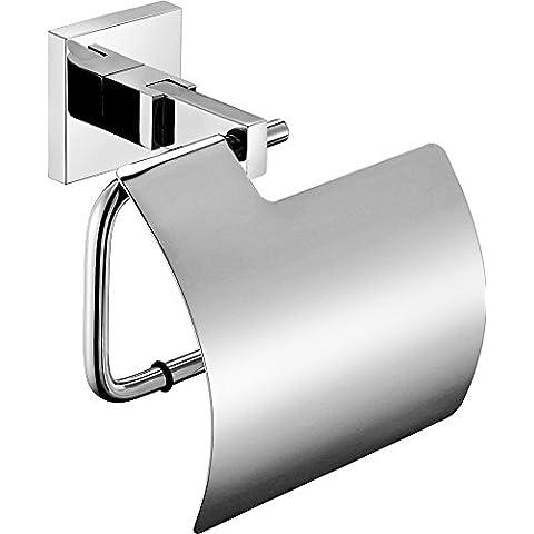 YUPD@Bagno accessorio cromato in acciaio inox parete montato toilet paper holder , 53004