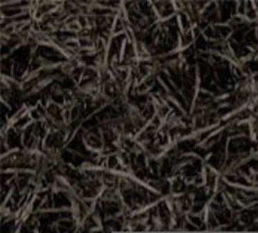 Shredded Paper Hamper Filling - Black - 1kg