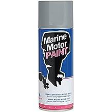 Vernice spray Marine Motor Paint Cummins bianco