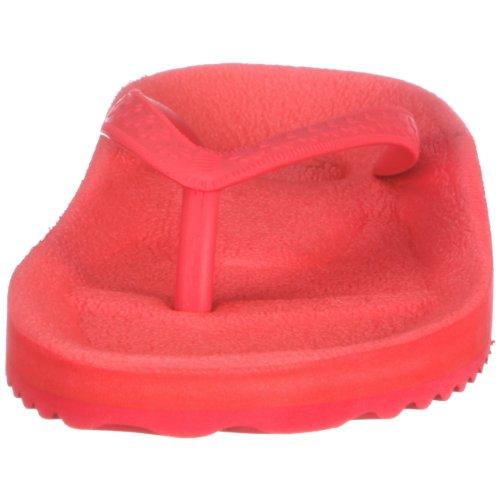 Flip Flop Daybed Junior 30133, Flip flop unisex bambino Rosso