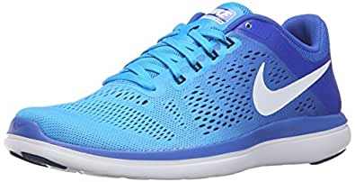 parque perfume pelo  Buy Nike Women's Flex 2016 RN Running-Shoes, Blue Glow/White/Racer Blue/Midnight  Navy, 9. 5 B US at Amazon.in