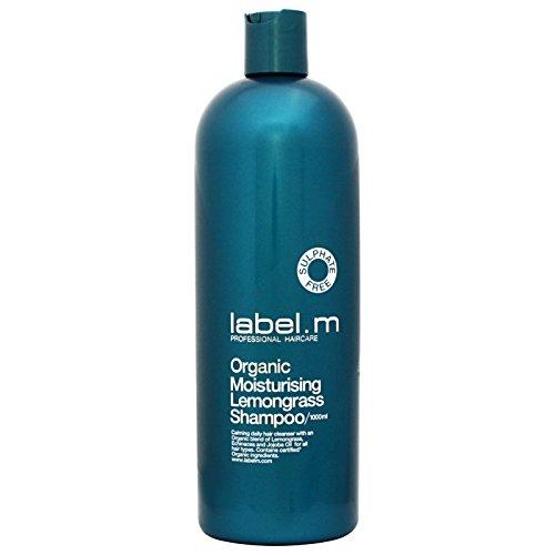 Label M Idratante biologico Citronella Shampoo 1000 ml