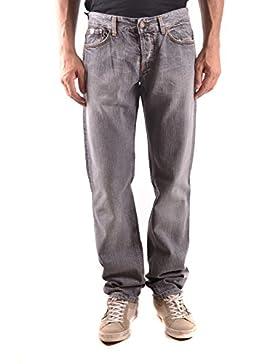 Daniele Alessandrini Hombre MCBI086591O Gris Algodon Jeans