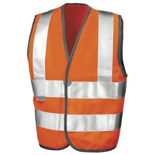 Ergebnis des Kindes zu schützen, nämlich High-Weste EN1150 C2 Genehmigt Fluorescent Orange