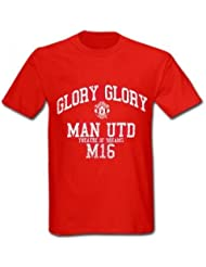 Man Utd Glory Glory T-Shirt