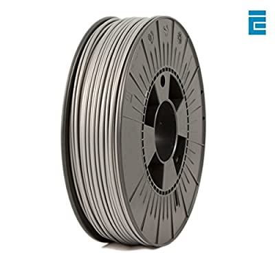 ICE FILAMENTS ICEFIL3ABS100 ABS Filament, 2,85 mm, 0,75 kg, Sparkling Silver