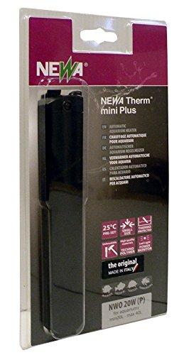 niert Mini Thermometer für Aquarien 20W ()