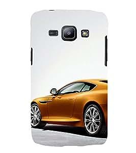 Wonderful Car 3D Hard Polycarbonate Designer Back Case Cover for Samsung Galaxy J2 (2015) :: Samsung Galaxy J2 J200F
