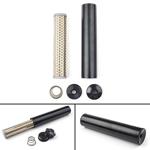 Preisvergleich Produktbild Areyourshop New Billet 4003 Wix 24003 Kraftstofffilter aus Aluminium,  niedriges Profil,  1 / 2-28