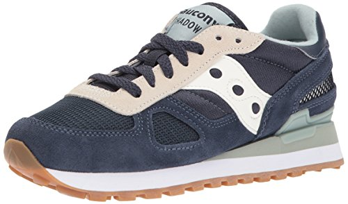 Saucony Shadow Original, Scape per Sport Outdoor Donna Blu navy / Blu acqua / Grigio (Navy/Aqua/Grey)